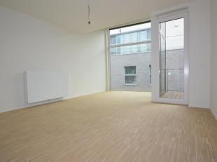Centraal gelegen nieuwbouw appartement, nabij Theaterplein en Botanische tuin!<br /> Inkomhal met gastentoilet. Ruime leefruimte met aansluitend zuid