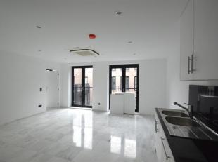 Luxueus 1 slaapkamer nieuwbouwappartement gelegen op een uiterst centrale locatie.<br /> Indeling: Zonnige leefruimte met open keuken (voorzien van al