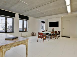 Schitterend kantoor op het eilandje, mooie oppervlakte van 130 m2, momenteel in gebruik als filmstudio met ruime vergaderzaal met veel licht.<br /> Tw