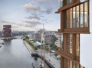 Exclusief en hoogwaardig ingerichtappartement gelegen in het project Aequor op de 2de verdieping met frontaal zicht op de jachthaven.<br /> Dit appart