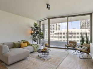 Hoogwaardig ingericht appartement met mooi terras gelegen op hettrendy zuidgelegen in het nieuwbouwproject The Residence.<br /> Indeling: Inkomhal met