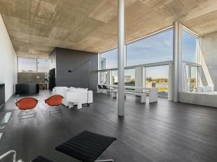 Uitzonderlijk en uiterst exclusieve penthouse met mooie terrassen en frontaal zicht op de Schelde ontworpen door Jo Crepain.<br /> Deze exceptionele p