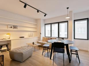 Gemeubeld en hoogwaardig ingericht appartement gelegen op een rustige en gunstige locatie te midden van de stad.<br /> Indeling: Uiterst gezellige lee