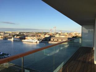 Hoekappartement met mooie uitzichten, ruime Noord-west georiënteerde terrassen.<br /> Dit appartement bevindt zich in Toren 3 naar een ontwerp va