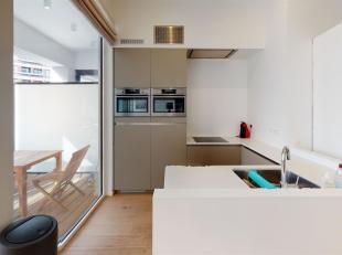 Gemeubeld 2 slaapkamer appartement gelegen in Residentie De Marnix, een zijstraat van de Marnixplaats.<br /> Indeling: Hoogwaardig afgewerkt apparteme