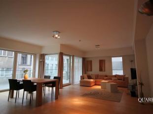 Dit ruime gemeubelde appartement is gelegen op de 1ste verdieping van het moderne project Vista 03. U betreedt het appartement vanuit de ruime leefrui