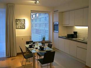 Gemeubeld 1 slaapkamer appartement in het Vista 03 project. Dit is een nieuwbouwproject met een totaal van 85 appartementen gelegen aan het vernieuwde