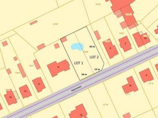 Terrain à vendre                     à 9170 Sint-Pauwels