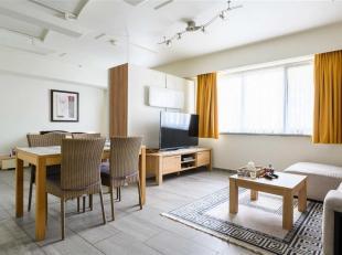 Deze gezellige studio is gelegen op de gelijkvloerse verdieping van een appartementsgebouw met in totaal slechts 4 units. De studio is zeer licht en b