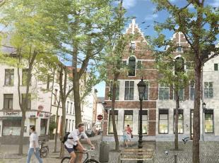 Appartement A2.2  is gelegen op is gelegen op de 2e verdieping van het gebouw met zicht op de rustige Lansstraat en de achterliggende tuinen. Je betre