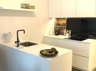 Op het trendy Eilandje te Antwerpen stellen wij dit toffe appartement te huur. Het is gelegen in een rustige enkelrichtingstraat aan de Londenbrug. He