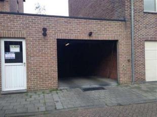 Garage à louer                     à 2140 Borgerhout