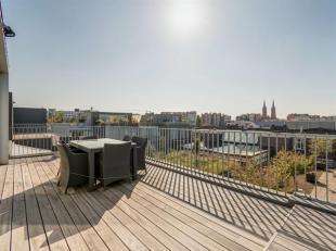 Wonen in de Antwerpse stad in het echte stadscentrum ? Deze prachtige duplexpenthouse is gelegen in het hartje van het stadscentrum op wandelafstand v