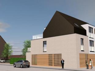 LAATSTE APPARTEMENT !!<br /> Schitterende penthouse in het centrum van Hoevenen met groot zuidgericht dakterras.<br /> Via de inkomhal betreedt u de r