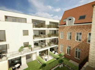 Schitterend project 'Residentie De Zonnewijzer' gelegen in het hartje van de stad aan één van de mooiste straten van Antwerpen, de Keize
