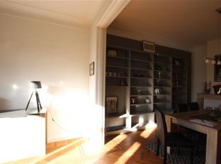 een gezellig drie slaapkamer appartement gelegen op de bovenste verdieping in een kleinschalig gebouw appartement te huur