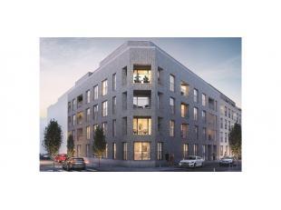 Nieuwbouwproject : ELZENHOF ANTWERPEN ZUID : 41 appartementen<br /> Dit appartement is gelegen op de eerste verdieping en gezellig ingedeeld met ruime