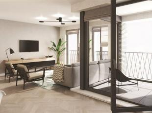Nieuwbouwproject : ELZENHOF ANTWERPEN ZUID : 41 appartementen<br /> Graag stellen wij u deze ruime penthouse voor, gelegen op de vierde verdieping en