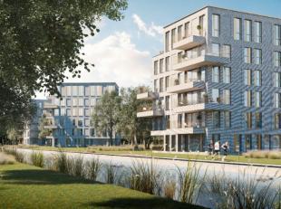 """In het bruisende Deurne-Zuid, naast het Boekenbergpark, ontwikkelt Vooruitzicht """"Eksterlaer - Luxe Parkappartementen"""". Deze villa-appartementen liggen"""