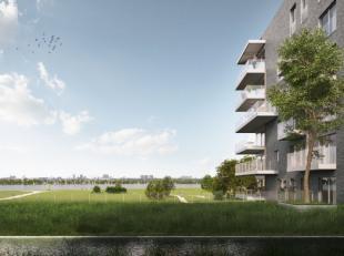 Stijlvol 2 slaapkamer appartement met adembenemend zicht op het zeilmeer en Antwerpen.<br /> Ruime slaapkamers, ruime leefruimte, luxueuze badkamer en