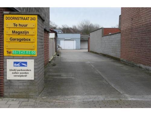 Garage te huur in Wilrijk, € 80