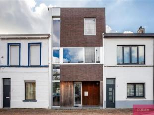 Recente, volledig instapklare woning met tuin. Deze energiezuinige woning met modern comfort heeft een uiterst centrale ligging in Deurne. Openbaar ve