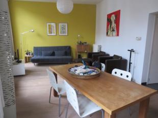 Zeer leuk gemeubeld éénslaapkamer appartement gelegen op de 2de verdieping in het midden van de Kammenstraat en dus om de hoek van de Gr