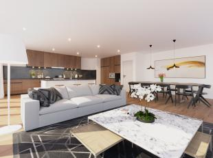 Oplevering December 2018!<br /> <br /> Dit specifiek appartement van 88 m² ligt op de vijfde verdieping en is een zeer lichtrijk met een mooi uit