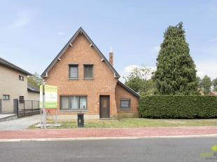 KIJKAVOND: WOENSDAG 7 OKTOBER VAN 17U TOT 19U<br /> In het rustige Eversel, een deelgemeente van Heusden-Zolder, ligt deze charmante woning uit 1949.