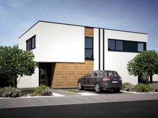 """Deze volledig afgewerkte woning bevindt zich in het woonproject """"De Kattendans"""" in Hasselt. Het zuidelijk geörienteerde perceel heeft een oppervl"""