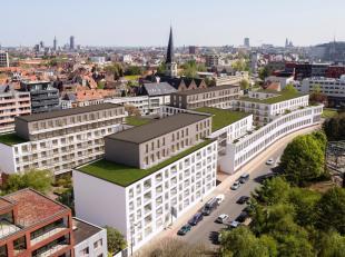 Dit dakappartement van ca. 118 m² is gelegen op de zesde verdieping en heeft drie slaapkamers, twee praktisch ingedeelde badkamers waarvan &eacut
