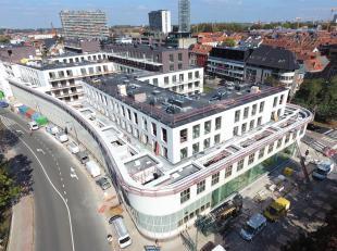 In de nieuwbouwresidentie 'Dunant Gardens' langs de Einde Were en Henri Dunantlaan in Gent, werden een aantal appartementen verkocht aan investeerders