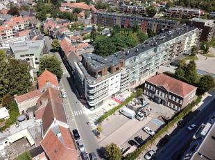 Dit tweeslaapkamerappartement is gelegen op de tweede verdieping van residentie Den Teerling. Het appartement van 95 m² beschikt over een inkomha