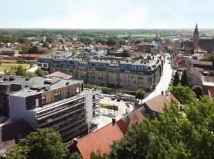 Dit éénslaapkamerappartement is gelegen op de tweede verdieping van residentie Den Teerling. Het appartement van 80 m² beschikt ove