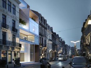 Vous découvrirez le prestigieux projet de Domus Aurea au centre-ville de Gand. Les architectes Govaert et Vanhoutte ont livré avec ce pr