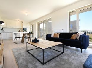 Bezoekdag zaterdag 21 december tussen 11 uur en 12 uur, mits het maken van een afspraak.Dit appartement op de gelijkvloerse verdieping van blok B in r