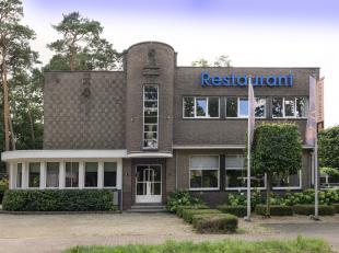 Het betreft een klassiek restaurant in een art deco gebouw. Binnen is er plaats voor 60 personen en op het gezellige terras met buitenbar ongeveer 60
