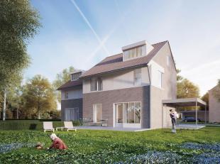 THUISKOMEN IN HET GROEN<br /> - Ruime woningen met3 of 4 slaapkamers én tuin<br /> - Prachtigaangelegd groendomein in Schiplaken, vlakbij Meche