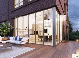 Binnen het gloednieuwe project Park Zuid bieden wij u 3 middenwoningen aan, gelegen in een nieuwe straat die verbonden is aan de Sint-Damiaanstraat, n