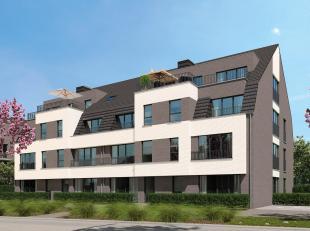 Dit appartement bevindt zich op het gelijkvloers en beschikt over een ruim terras met tuintje, een leefruimte met open keuken, 1 slaapkamer, een badka