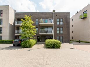 Zeer centraal gelegengelijkvloers appartement met 2 slaapkamers, tuin, ondergrondse autostaanplaats en kelderberging.<br /> Indeling en omschrijving:<