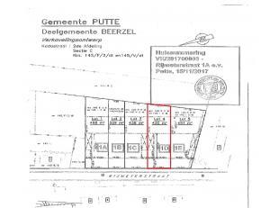 BOUWGROND VOOR HOB IN EEN RUSTIGE OMGEVING.<br /> Stuk bouwgrond van 420m² voor HOB op in rustig gelegen straat op fietsafstand van het dorpscent