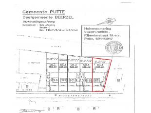 BOUWGROND VOOR HOB IN EEN RUSTIGE OMGEVING.<br /> Stuk bouwgrond van 494m² voor HOB op in rustig gelegen straat op fietsafstand van het dorpscent