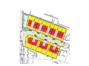 Bougrond (lot 6) van 3a21 voorhalfopen bebouwing te Morkhoven.<br /> Ligging: Gunstig gelegen bouwgrond in een nieuwe, kindvriendelijke verkaevling vo