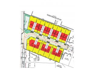 Bouwgrond (lot 15) van 5a72 voor halfopen bebouwing te Morkhoven.<br /> Ligging: Gunstig gelegen bouwgrond in een nieuwe, kindvriendelijke verkaveling
