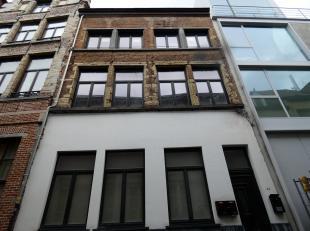 PRACHTIG DUPLEX APPARTEMENT MET 2 SLPK VAN 100M² IN HET CENTRUM VAN ANTWERPEN.<br /> Ligging: Centrum van Antwerpen, nabij winkels, scholen en op