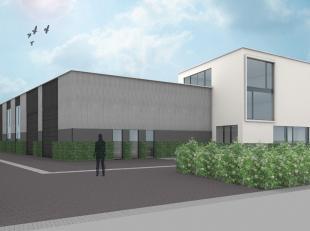 Recent magazijn van 107 m² te huur!<br /> Goede bereikbaarheid zowel naar de autosnelweg E34 als E313.<br /> Verwarming inclusief de huurprijs!<b