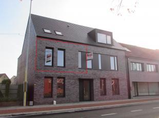 Nieuwbouwappartement met vloerverwarming, 1 slaapkamer, terras en ondergrondse staanplaats!<br /> Ligging:<br /> Het appartement is centraal gelegen i