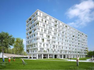 Energiezuinig nieuwbouwappartementmet2 slaapkamers! Ligging: Het appartement is gelegen nabij het Park Spoor Oost en de Noordersingel op een boogscheu