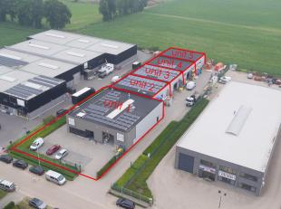 VERKOOPPRIJS VANAF  275.000 - WEGENS VERHUIS NAAR EEN NIEUWE LOCATIE bieden wij u aan:Multifuctioneel bedrijfspand van 1.380 m² met groot kantoor